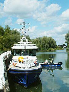 De P93 in de Helsluis Voorhaven buitenkant (04).JPG