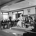 De koningin houdt een toespraak tijdens de plechtige vergadering van de Staten v, Bestanddeelnr 252-4262.jpg