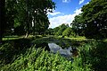 Dean's Court Wimborne - the Garden Pond - geograph.org.uk - 898772.jpg