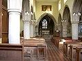 Debden church interior.JPG