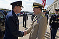 Defense.gov News Photo 110511-N-TT977-021 - Chairman of the Joint Chiefs of Staff Adm. Mike Mullen U.S. Navy welcomes Australian Chief of Defense Force Air Chief Marshal Augus Houston to.jpg