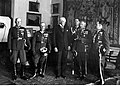 Delegacja 2 Pułku Artylerii Lekkiej na audiencji u prezydenta RP Ignacego Mościckiego.jpg