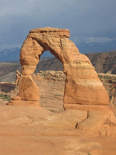 File:Delicate Arch in Arches NP 1.jpg
