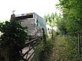 Delivery lorry beside footpath - geograph.org.uk - 1491053.jpg