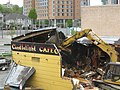 Demolition of the Candlelight Cafe on April 24, 2012 (1).jpg