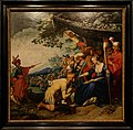 Den Haag - Mauritshuis - Abraham Bloemaert (1565-1651) - Theagenes Receiving the Palm of Honour from Chariclea 1626.jpg