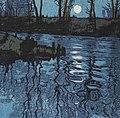 Der blaue Weiher (the blue pond).jpg