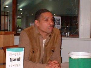 Des Walker - Walker in 2003