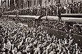 Despidiendo a la División Azul (Madrid, 1941).jpg