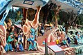 Determination, Loyalty and Hard Work (Virtues and Vices display) Haw Par Villa (14607194810).jpg