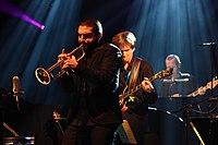 Deutsches Jazzfestival 2013 - HR BigBand - Ibrahim Maalouf und Martin Scales - 01.JPG