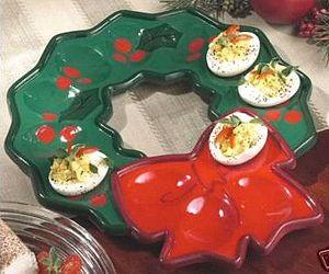 Deviled egg - Deviled egg plate