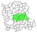 Dharmavaram revenue division in Anantapur district.png