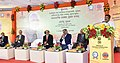 Dharmendra Pradhan addressing at the inauguration of the Academic Session of the 1st Batch of ICT Mumbai – Indian Oil Odisha Campus, in Bhubaneswar (1).JPG