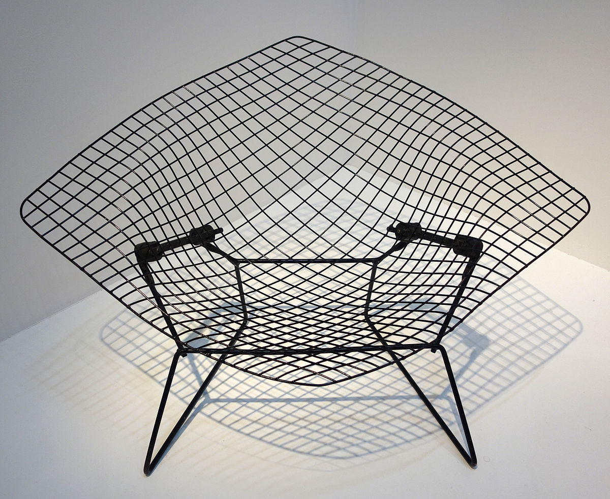 . Diamond chair   Wikipedia