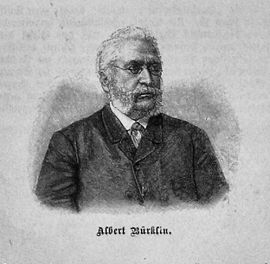 Albert Bürklin