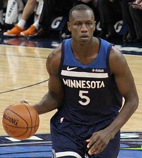 Gorgui Dieng Senegalese basketball player