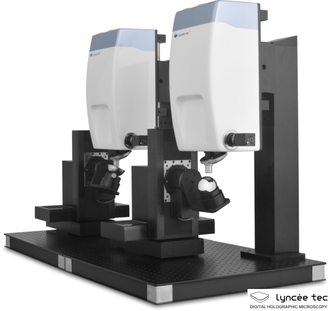 Surface roughness - Digital Holographic Microscope measuring hip prosthesis roughness