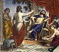 Dion presents Plato to Dionysius.jpg