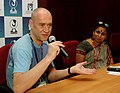 Director of the Polish film 'Tricks' Andrzej Jakimowski addressing a press conference on December 01,2007 at IFFI, Panaji,Goa.jpg