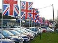 Display of patriotism - geograph.org.uk - 1197708.jpg