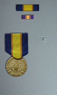 State Department Award for Valor