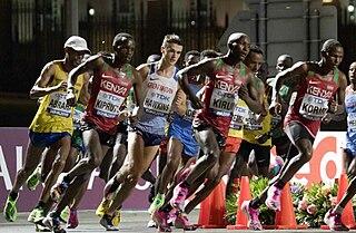 2019 World Athletics Championships – Mens marathon Long distance running race at the 2019 World Athletics Championships