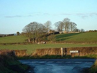 "Orange Order - Dolly's Brae, site of the ""Battle of Dolly's Brae"" (1849) between Orangemen and Catholic Ribbonmen"