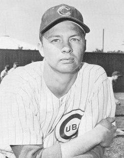 Don Elston American baseball player