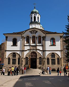 Dormition of the Most Holy Mother of God Church Gabrovo TB1.jpg