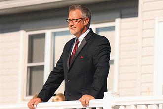 Doron Jensen - Jensen in 2010.