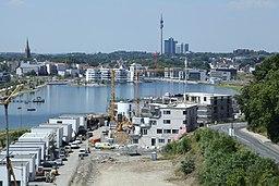 Dortmund - PO-Seeweg+Meinbergstraße+Phonix-See (Kaiserberg) 01 ies