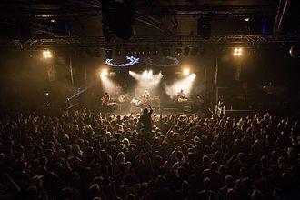 Dot to Dot Festival - Mystery Jets headlining Rock City, Nottingham during Dot to Dot 2016