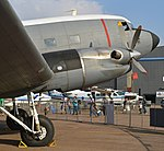 Douglas C-47TP Turbo Dakota '85' (16650953147).jpg