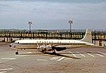 Douglas DC-7C EC-BDM Spantax LGW 23.07.66 edited-3.jpg