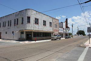 Port Lavaca, Texas - Downtown Port Lavaca
