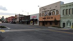 Main Street, Downtown Russellville