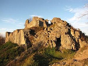 Nógrád County - Image: Drégelyvár (6574. számú műemlék) 3