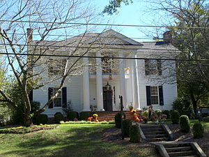 National Register of Historic Places listings in St. Clair County, Alabama - Image: Dr. James J. Bothwell House Oct 2014 1