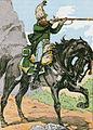 Dragon français du 19e régiment en Espagne, 1811.jpg