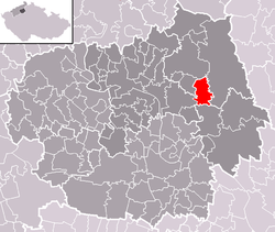 Location of Drahobuz