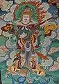 Dranyen detail, Drepung Loseling Monastery (Karnataka - India) (33561248421) (cropped).jpg