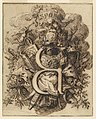 Drawing, Ornamental Design for the Letter B, ca. 1720 (CH 18170587).jpg