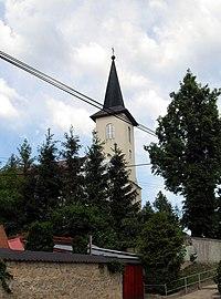 Drienovec, Rímskokatolícky kostol Svätého Martina z Tours.jpg