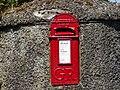 Drin Road letter box closeup - geograph.org.uk - 1367280.jpg