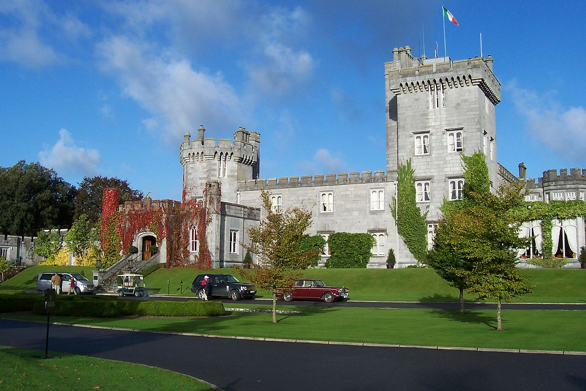 Dromoland Castle Restaurant Review