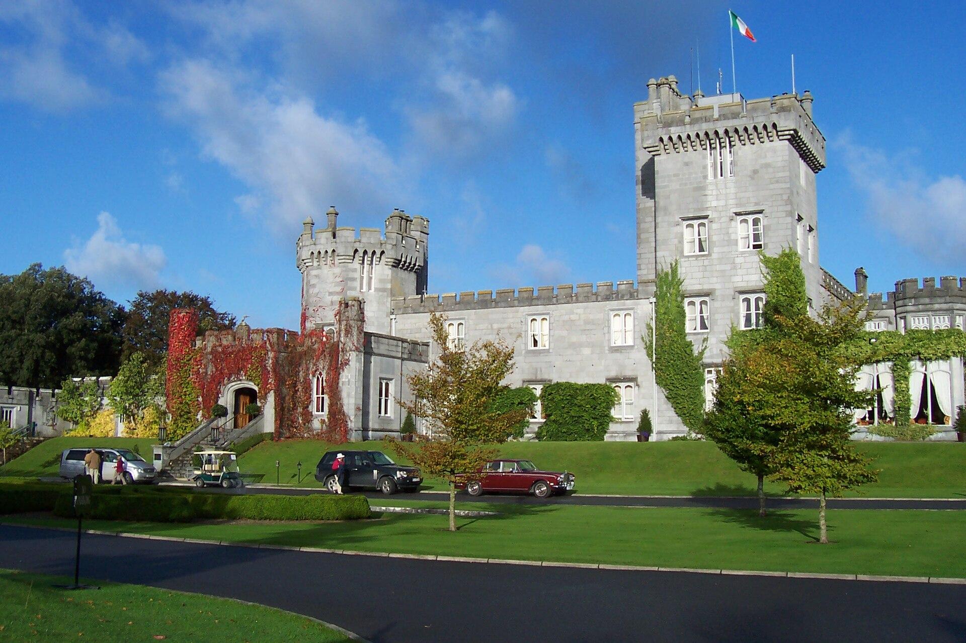 Dromoland Castle - Wik...