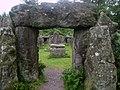 Druid's Temple - a mini Stonehenge - geograph.org.uk - 1419678.jpg