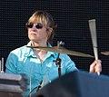 Drummer Georgia Hubley 2007.jpg
