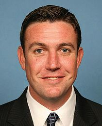 Duncan D. Hunter, official photo portrait, 111th Congress.jpg